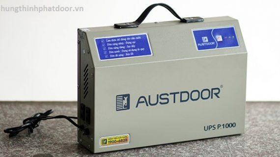 Cách thay bình ắc quy bộ lưu điện cửa cuốn đơn giản tại nhà